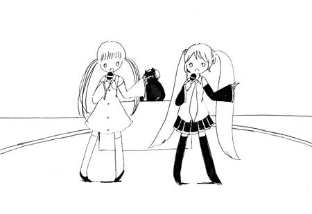 """さよならポニーテール""""まったりしてしまったり""""PVより"""