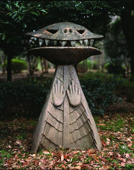 ノン 1970 川崎市岡本太郎美術館 ©岡本太郎記念現代芸術振興財団
