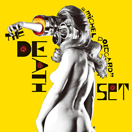 THE DEATH SET『Michel Poiccard』ジャケット