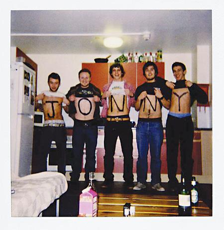 Jonny『Jonny』ジャケット