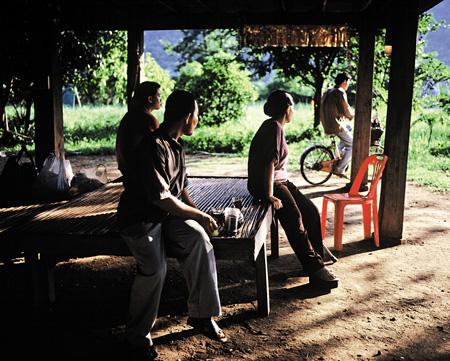 『ブンミおじさんの森』©A Kick the Machine Films