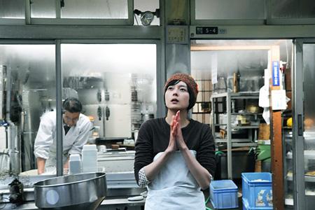 『ファの豆腐』監督:久万真路