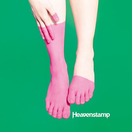 Heavenstamp『Stand by you-E.P.+REMIXES』ジャケット