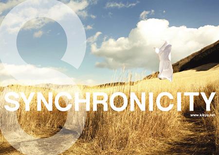 『SYNCHRONICITY'11』フライヤー