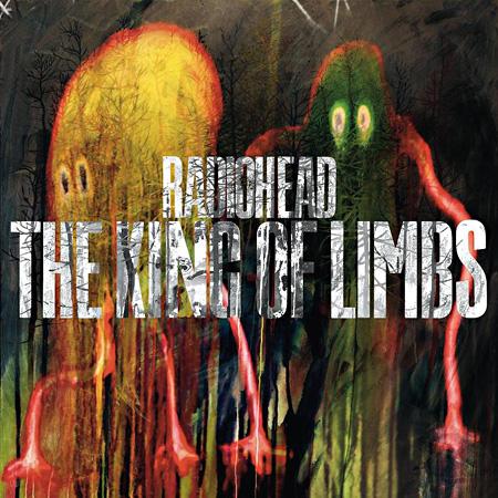 Radiohead『ザ・キング・オブ・リムス』ジャケット
