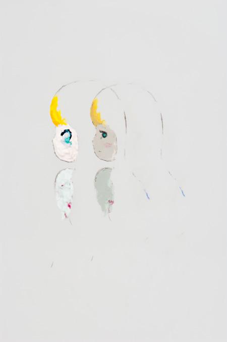 谷口真人個展『アニメ』より