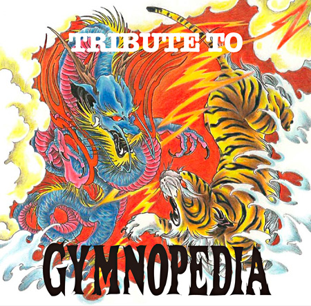 V.A.『TRIBUTE TO GYMNOPEDIA』ジャケット