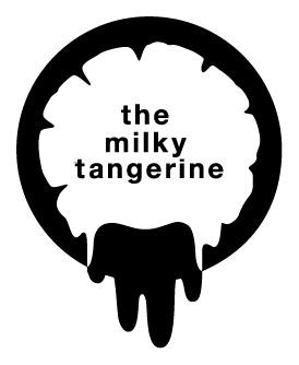 The Milky Tangerineロゴ