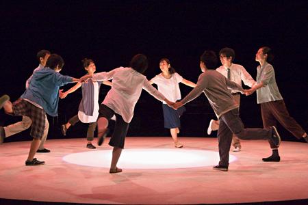 『わが星』舞台写真(撮影/青木司)