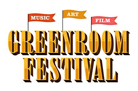 『GREENROOM FESTIVAL』ロゴ
