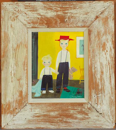 ケヴィンとドノヴァン ©The nieces of Mary Blair