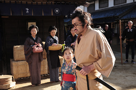 ©2011「さや侍」製作委員会