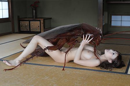 御器噛り草紙 2009 ラムダプリント 53x80cm ©AIDA Makoto Courtesy Mizuma Art Gallery