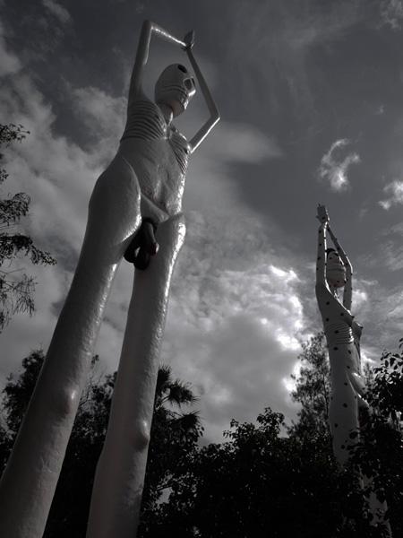 Wat Phai Rong Wua, 2006 ワット・パイロンウア