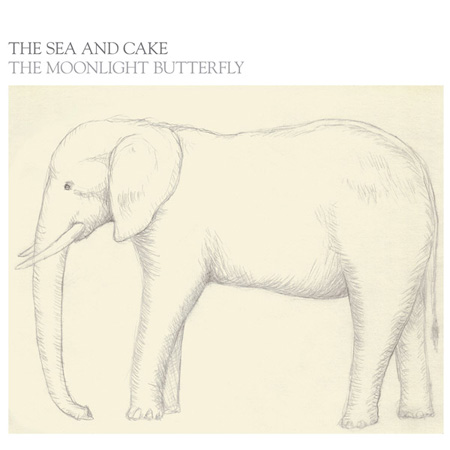 The Sea and Cake『The Moonlight Butterfly』ジャケット