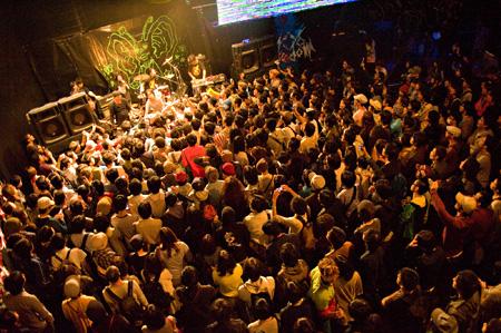 『東京BOREDOM in 東京大学 2010』の様子