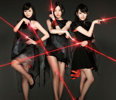 Perfume『レーザービーム/微かなカオリ』初回限定盤