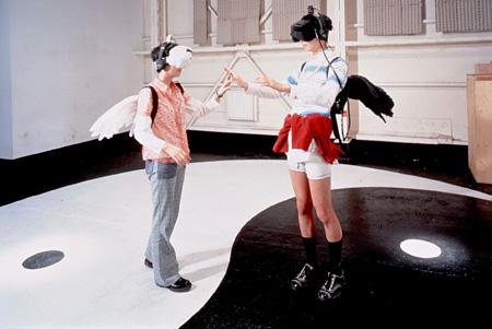 視聴覚交換マシン/1993-2011 ※豊田市美術館所蔵:オリジナル作品を再制作したものです。 写真:黒川未来夫