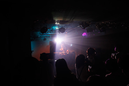 DJ WILDPARTY photo by kaerugeko