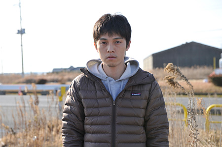 『NINIFUNI』監督:真利子哲也