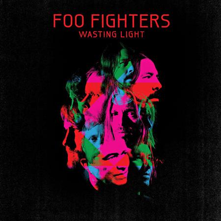 Foo Fighters『ウェイスティング・ライト』ジャケット