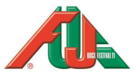 『FUJI ROCK FESTIVAL'11』ロゴ