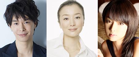 左から長谷川博己、鈴木京香、深田恭子 ©2011映画「セカンドバージン」製作委員会