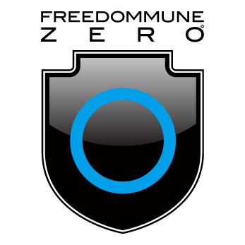 『FREEDOMMUNE 0<ZERO>2011』ロゴ