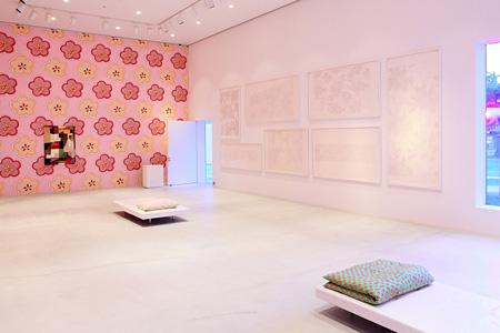 マイケル・リン『ミングリング ―ふれあい―』展 展示風景