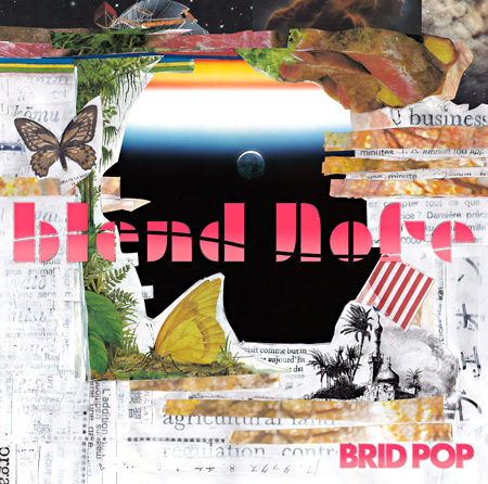 blend note『BRID POP』ジャケット