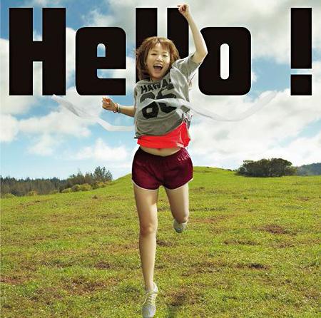 YUKI『Hello!』初回仕様限定盤ジャケット