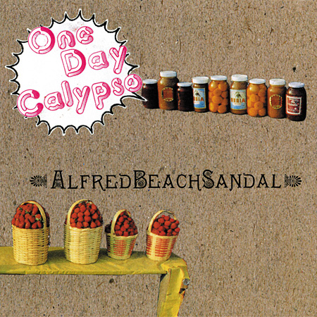 Alfred Beach Sandal『One Day Calypso』ジャケット