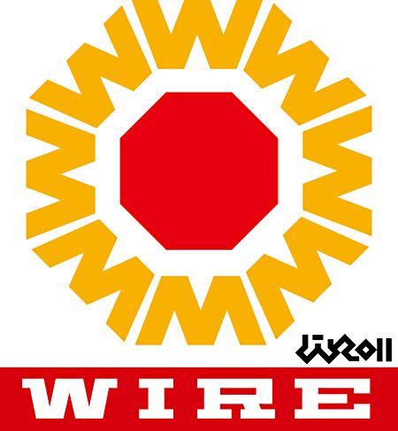『WIRE』ロゴ