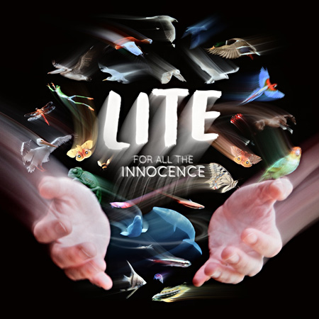 LITE『For all the innocence』ジャケット