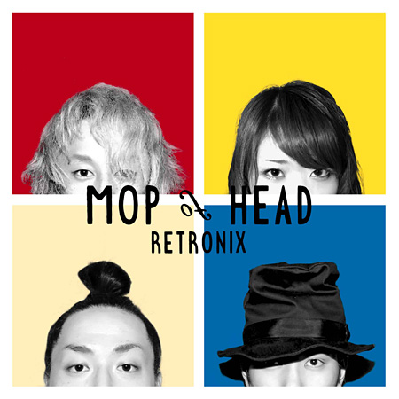 Mop of Head『RETRONIX』ジャケット