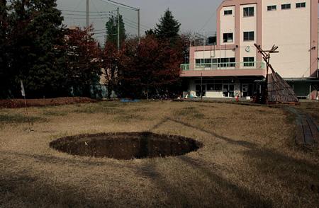宮澤賢治/夢の島から『じ め ん』メイン写真 ©片岡陽太