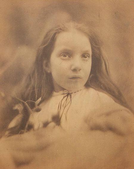 マーガレット ジュリア・マーガレット・キャメロン 1860-70年頃 鶏卵紙