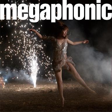 YUKI『megaphonic』通常盤ジャケット