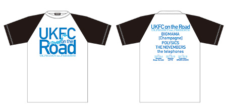 『UKFC on the Road』Tシャツ