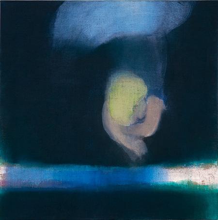 イケムラレイコ《黒に浮かぶ》1998-99年、豊田市美術館 撮影:林達雄
