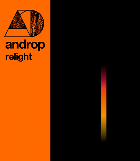 androp『relight』ジャケット