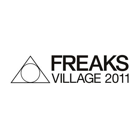 『FREAKS VILLAGE 2011』ロゴ