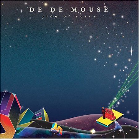 DE DE MOUSE『TIDE OF STARS −ULTIMATE EDITION−』ジャケット