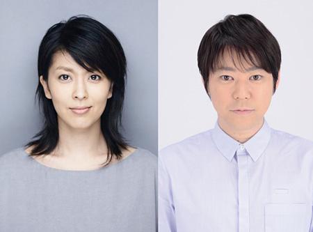 左:松たか子、右:阿部サダヲ