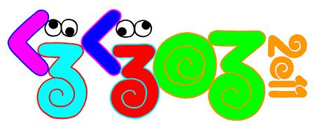 『ぐるぐる回る2011』ロゴ