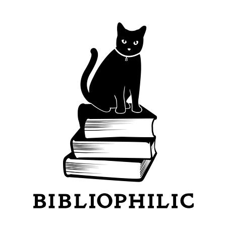 「BIBLIOPHILIC」ロゴ