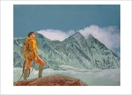 谷口ジロー『神々の山嶺』