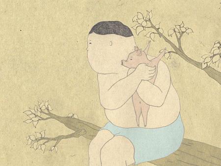 『わからないブタ』監督:和田淳