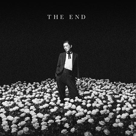 毛皮のマリーズ『THE END』通常盤ジャケット