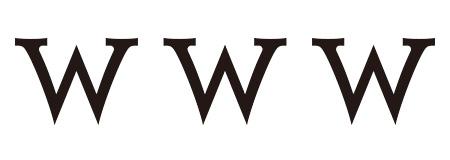 WWWロゴ